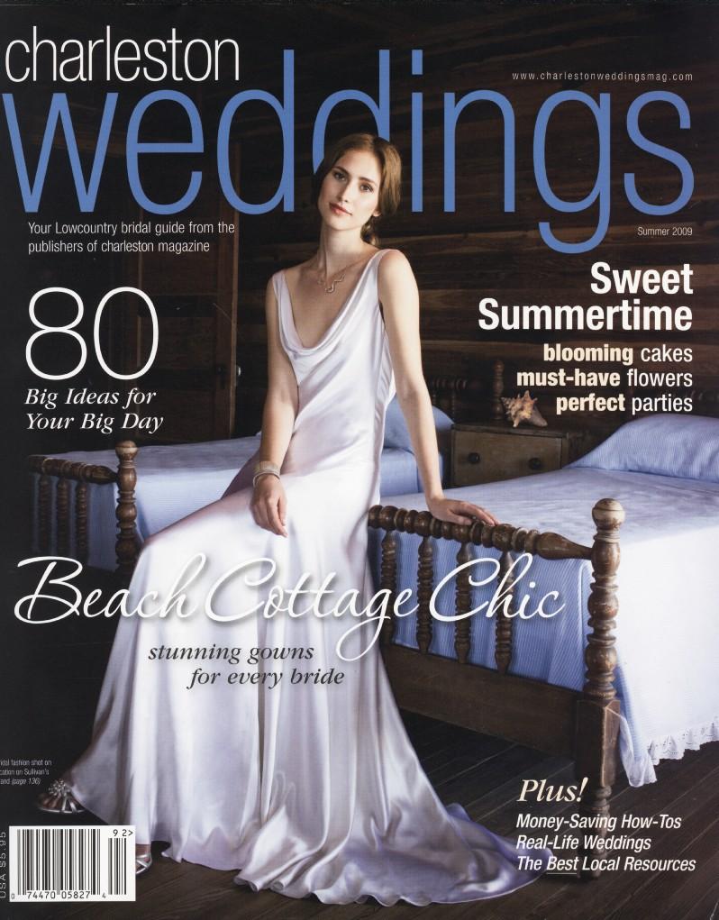 charleston weddings magazine summer 2009 jeremy keats